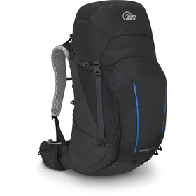 Lowe Alpine Cholatse 52:57 Backpack Men, black